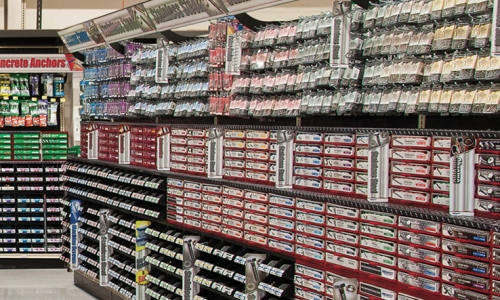 Stock Your Aisles with Help From a Fastener Manufacturer with Options
